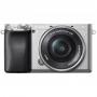 Фотоаппарат Sony Alpha A6100 (ILCE-6100) Kit 16-50 серебро