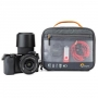 Сумка LowePro GearUp Camera Box Medium, серый