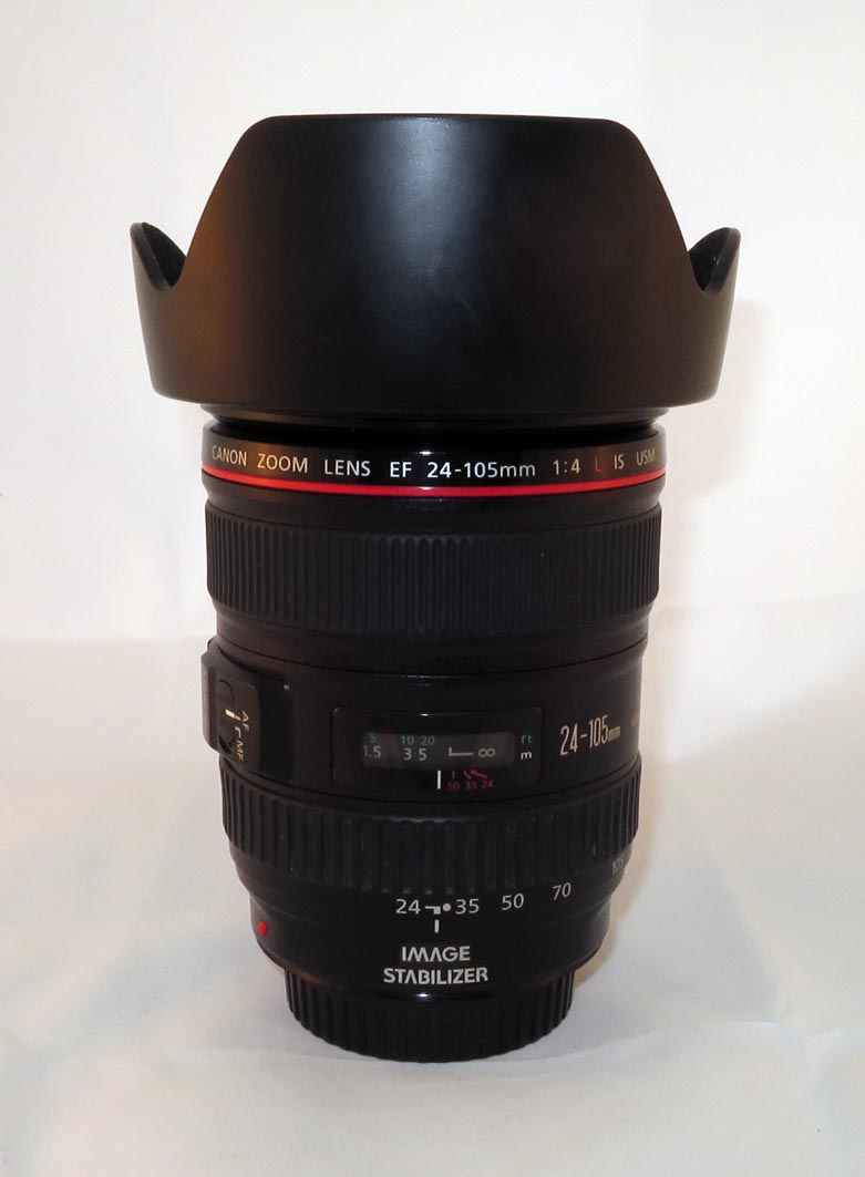 Объектив Canon EF 24-105 f/4 L IS USM б/у...