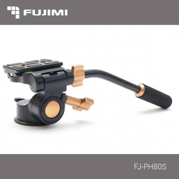 Штативная головка Fujim FJ-PH80S видео Макс. нагр. 7 кг., вес 0,45