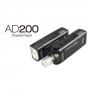 Импульсный осветитель Godox Witstro AD200 с TTL аккумуляторный 26302