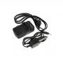 Зарядное устройство AcmePower AP CH-P1640 для Panasonic VW-VBN130 /26