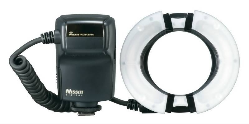 Вспышка Nissin MF18C Ring Flash для Canon E-TTL/ E-TTL II кольцевая