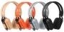 Наушники Rombica mysound BH-05 1С/2С/3C/4С Bluetooth серые/оранжевые/