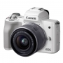 Фотоаппарат Canon EOS M50 15-45 IS STM kit белый