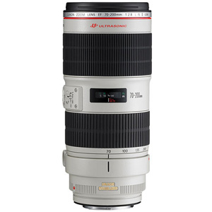 Объектив Canon EF 70-200 f/2.8 L IS II USM