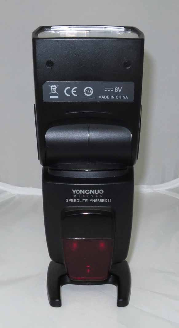 Вспышка YongNuo Speedlite YN-568EX II для Canon б/у