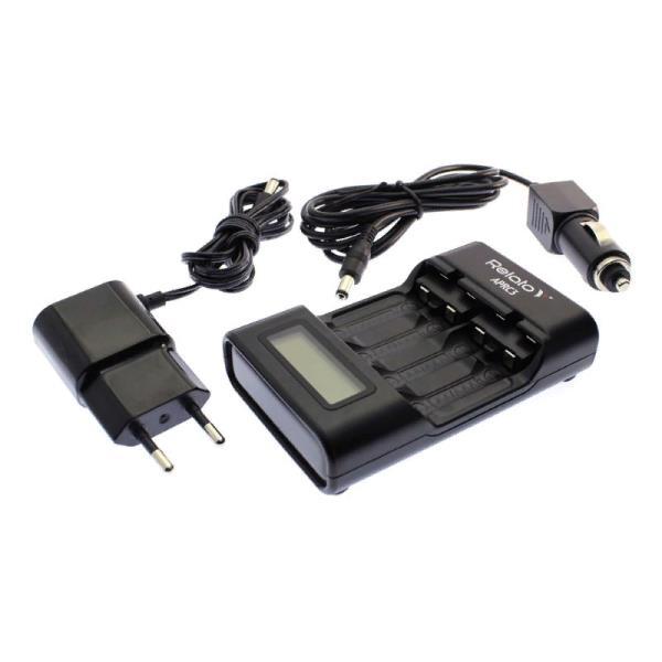 Зарядное устройство Relato CH-P1640/ ENEL9 для Nikon EN-EL9