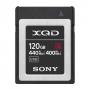 Карта памяти XQD 120Gb Sony QD-G120F