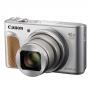 Фотоаппарат Canon PowerShot SX740 HS серебро