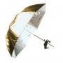 Зонт Falcon Eyes 70 см UR-32G золотой