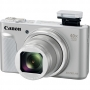 Фотоаппарат Canon PowerShot SX730 HS серебро
