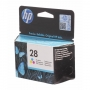 Картридж HP C8728AE(№28) для HP DJ 3320/3420 (color)*