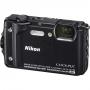 Фотоаппарат Nikon Coolpix W300 черный