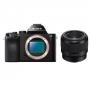 Фотоаппарат Sony Alpha A7 (ILCE-7) kit 50mm f/1.8