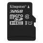 Карта памяти micro SDHC 32Gb Kingston Class 10 UHS-I U1 Canvas Select
