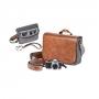 Сумка OLYMPUS Mini Messenger для OM-D серии bag from Leather and canv