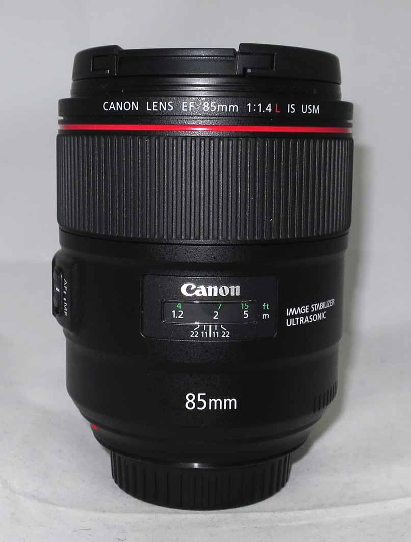 Объектив Canon EF 85 f/1.4 L IS USM б/у