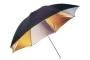 Зонт Fujimi 84 см FJU563-33 золото-серебро комбинированый