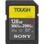 Карта памяти SD 128Gb Sony SDXC UHS-II V90 U3 TOUGH 300/299 MB/s