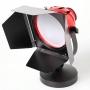 Светодиодный осветитель Fotokvant LED-80B Red 80Вт со шторками