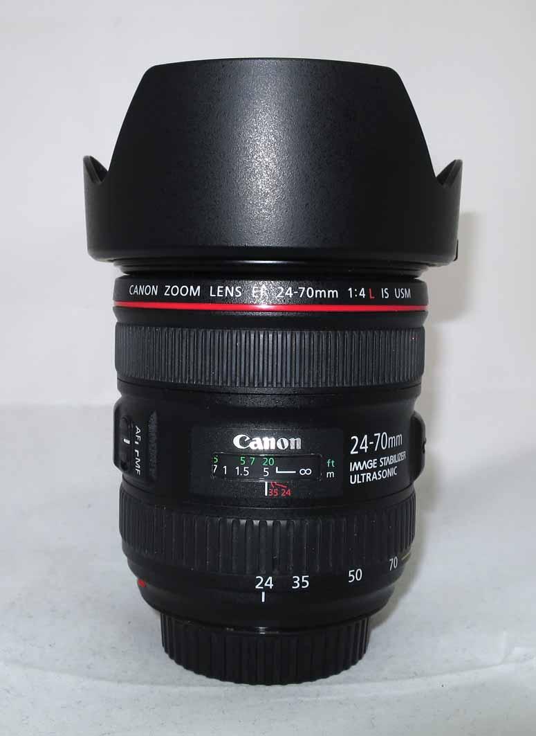 Объектив Canon EF 24-70mm f4 L IS USM б/у.