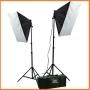 Комплект FST ET-402 KIT Постоянного света