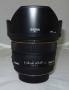 Объектив Sigma AF 50 mm f/1.4 EX DG HSM для Nikon. б/у