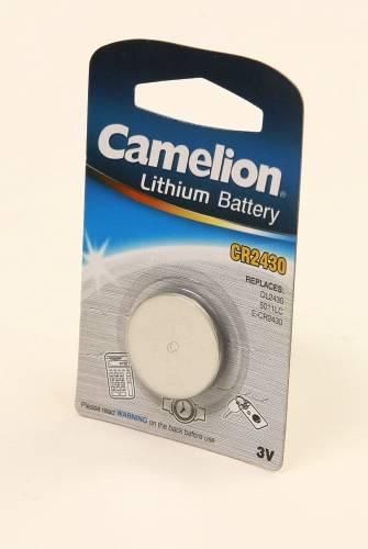 Батарейка CR 2430 Lithium 1 шт.