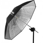 "Зонт Profoto 100972 Umbrella Shallow Silver S 85cm/33"""