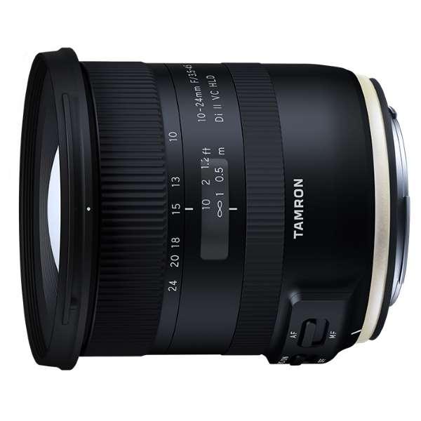 Объектив Tamron (Canon) 10-24mm F/3.5-4.5 Di II VC HLD B023