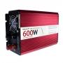 Автоинвертор Relato PS600 вход DC 10-15В, выход 220В, Wmax 600Вт, Wпи