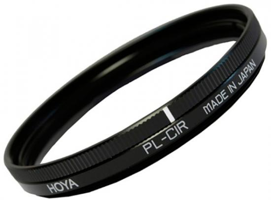 Фильтр поляризационный Hoya PL-CIR 127 mm