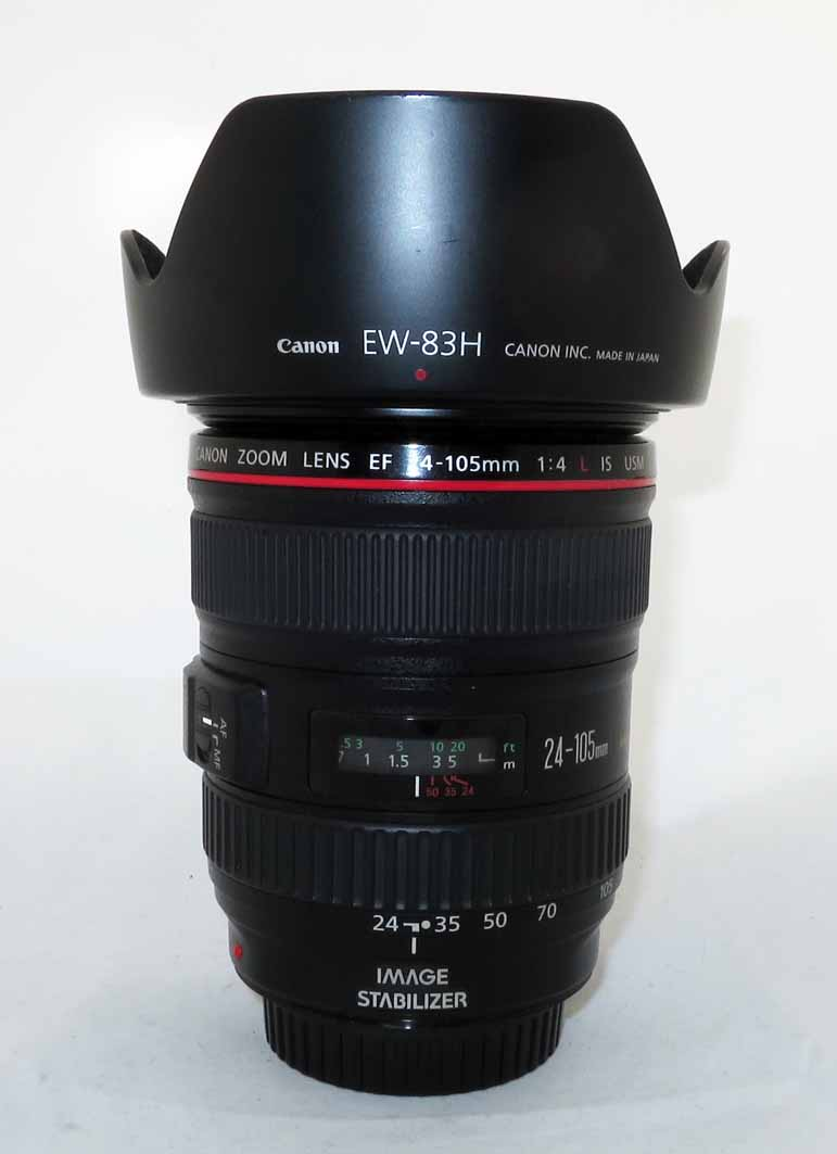 Объектив Canon EF 24-105 f/4 L IS USM б/у