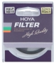 Фильтр нейтрально-серый HOYA HALF NDx4 52mm 76082