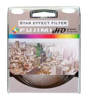 Фильтр звездный Fujimi Rotate star 6 фильтр 77mm 6-ти лучевой