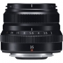Объектив Fujifilm XF 35mm f/2.0 R WR черный
