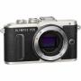 Фотоаппарат Olympus PEN E-PL8 Body белый / коричневый