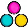 Набор фильтров Profoto 101301 Clic Creative Gel Kit для A1/A1X/C1 Plu