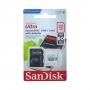 Карта памяти micro SDHC 32Gb Sandisk Ultra Class 10 UHS-I + ADP 80/10