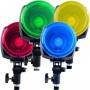 Фильтры цветные для вед. вспышек Falcon Eyes SS (CF)