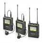 Микрофонная радиосистема Saramonic UwMic9 TX9+TX9+RX9 радиопетличка