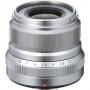 Объектив Fujifilm XF 23mm f/2.0 R WR серебро
