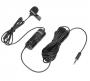 Микрофон петличный Boya BY-M1 Pro с мониторингом и регулировкой усиле