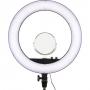 Светодиодный осветитель Godox LR160 LED кольцевой 26727