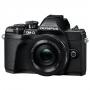 Фотоаппарат Olympus OM-D E-M10 Mark III 14-42 EZ Pancake черный