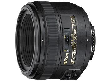 Объектив Nikon Nikkor AF-S 50mm f/1.4G
