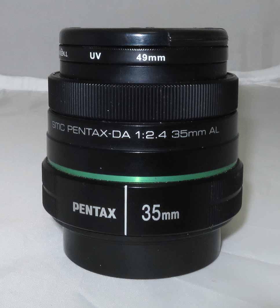 Объектив Pentax SMS DA 35 mm F/2.4 AL б/у