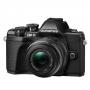Фотоаппарат Olympus OM-D E-M10 Mark III 14-42 II R черный