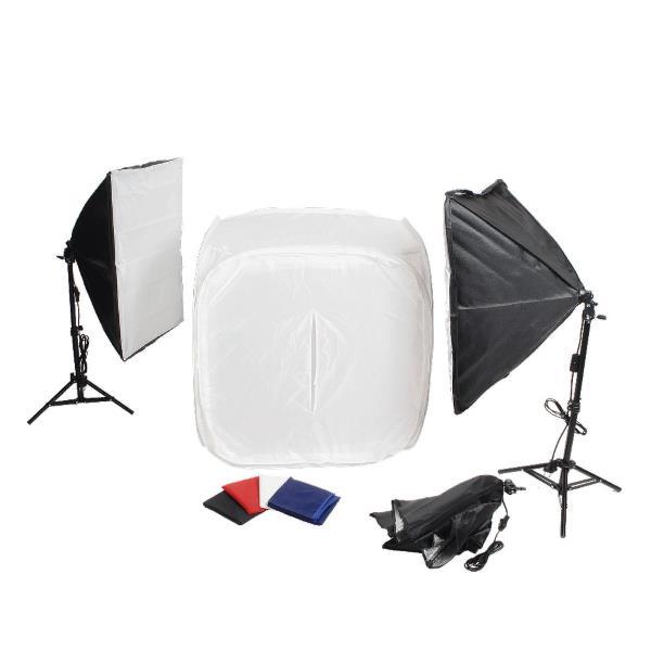 Комплект Falcon Eyes LFPB-3 kit для макросъемки